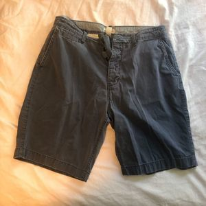 J. Crew Men's Button Fly Broken in Chino Shorts